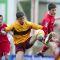 Motherwell U19s 3 -0 Stirling U19s
