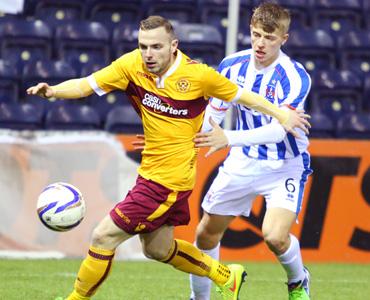 Kilmarnock U20s 0 – 4 Motherwell U20s