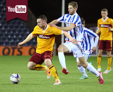 TV: Highlights from Rugby Park