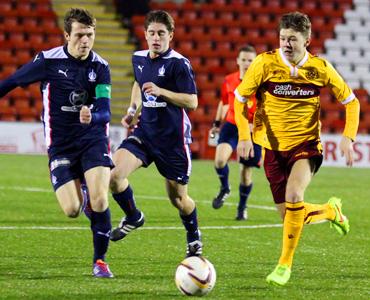 Motherwell U20s 0 – 1 Falkirk U20s