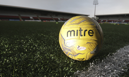 Under 20s face Dundee