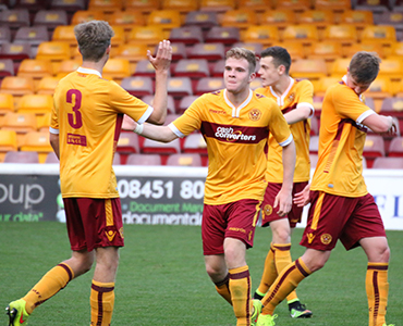 Under 20s to face Hibs