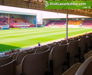 LTA visit Fir Park Stadium