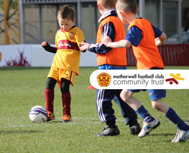May 'Football Camp' this Bank Holiday