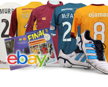 Official eBay store returns with a bang!