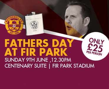 Enjoy Father's Day at Fir Park