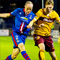Inverness defeat in pictures