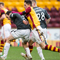 Partick Thistle win in pictures