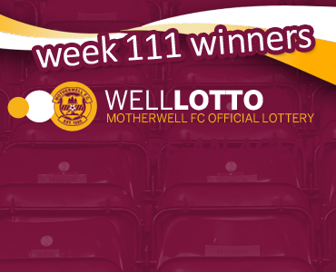 Well Lotto Winners: Week 111