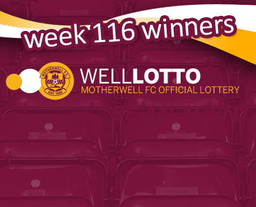 Well Lotto Winners: Week 116