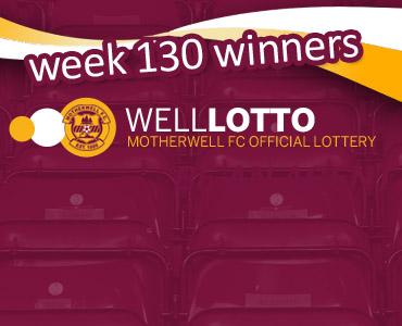 Well Lotto Winners: Week 130