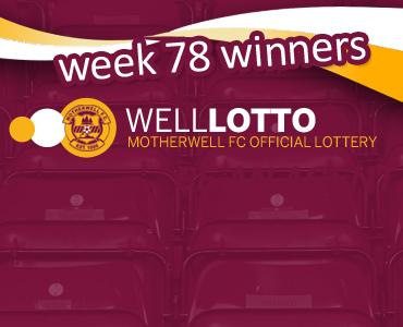 'Well Lotto Winners: Week 78