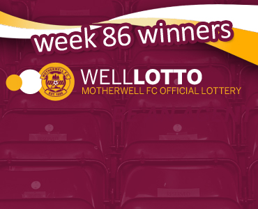 'Well Lotto Winners: Week 86