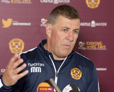 Mark McGhee – Business not finished
