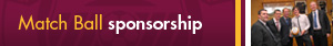 Matchball Sponsor Click Here