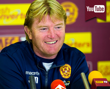 TV: McCall desperate for Cup showing