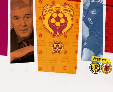 Quiz the board & watch Scotland