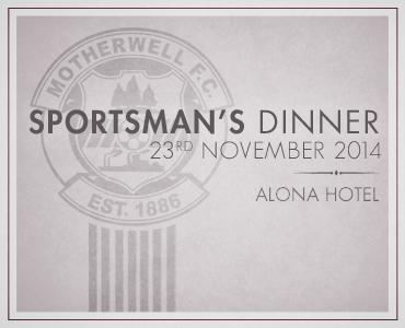 Annual Sportsman's Dinner: 2014