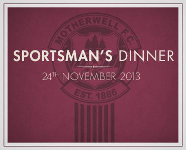 Annual Sportsman's Dinner: 2013