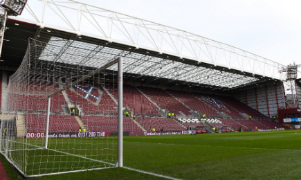 Hearts away ticket information